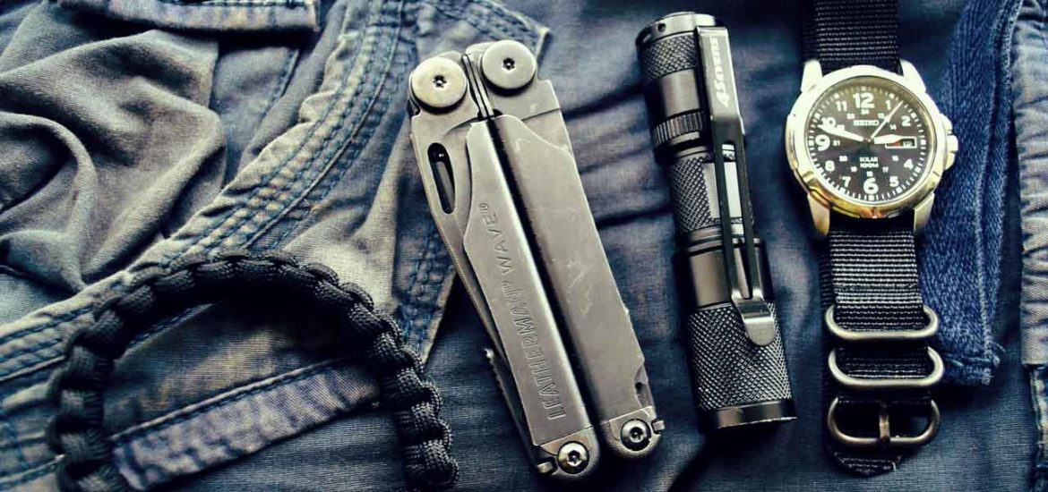 Tactical Keychain Flashlights